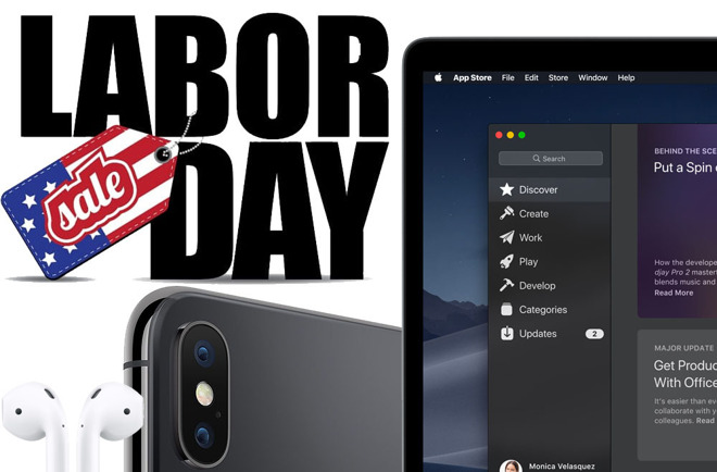 Labor Day Apple Blowout Sale Airpods For 139 Macs From