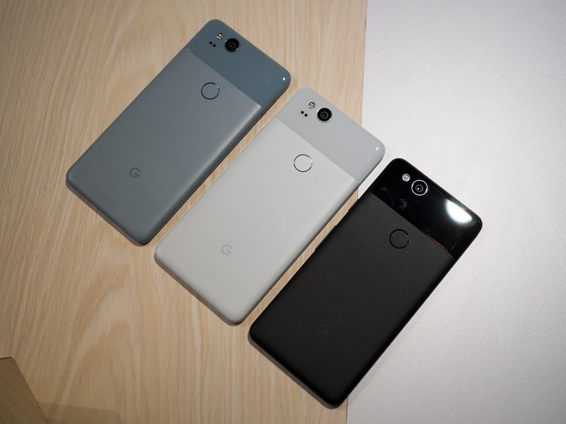 What color Pixel 2 or Pixel 2 XL should you buy: Black, White, or